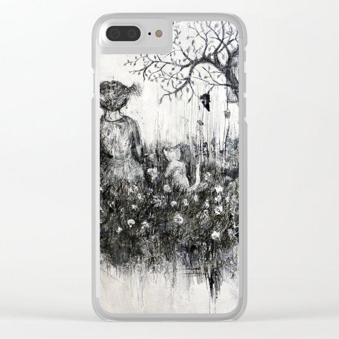 Symbiose Clear iPhone Case