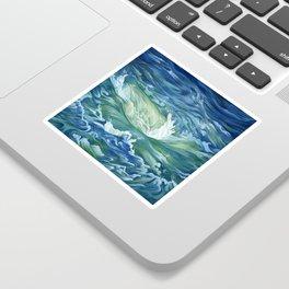 Water #1 Sticker