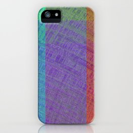 Color Cycles iPhone Case