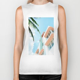 Miami Fresh Summer Day Biker Tank