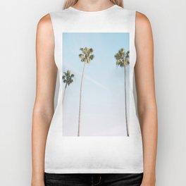 Beach Palms Biker Tank