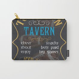 Touchdown Tavern Carry-All Pouch