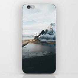 Iceland Adventures - Landscape Photography iPhone Skin