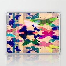 Butterflies on board Laptop & iPad Skin