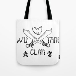 Wu-Tang Tote Bag