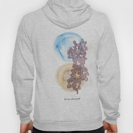 24 // Abstract 9 March 2017  | Abstract Shapes Art Colour Hoody