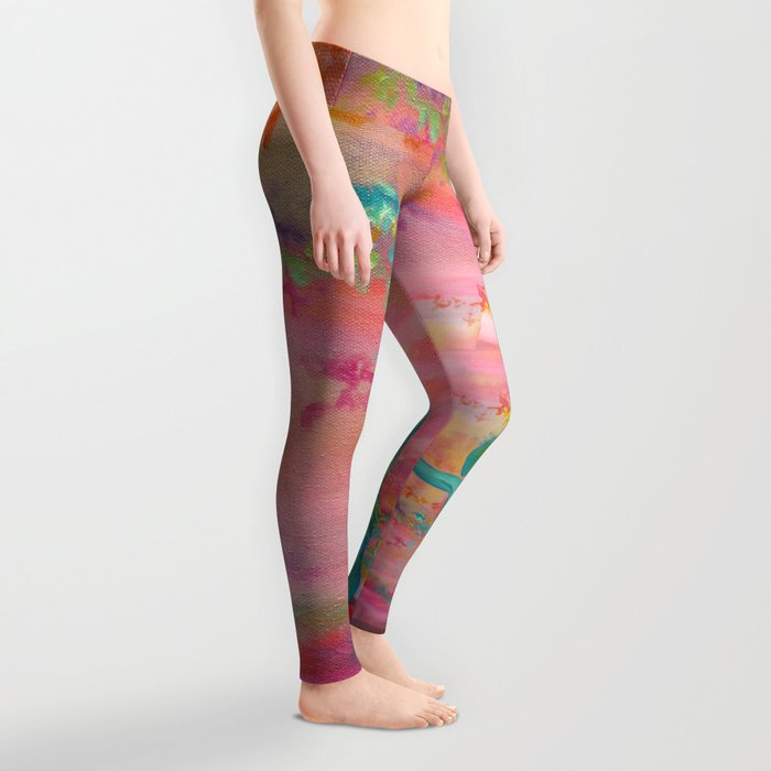 Afternoon Bow Leggings