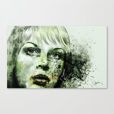 of memories Canvas Print