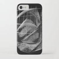 cage iPhone & iPod Cases featuring Window/Cage by Paul Kimble
