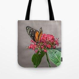 Tiger Longwing Tote Bag