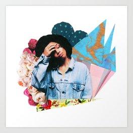 BLOOM 33 Art Print