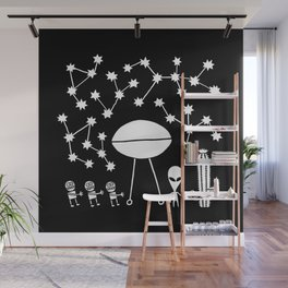 First Contact Wall Mural