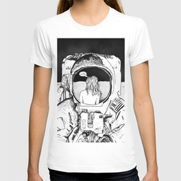 Astronaut 02 T-shirt