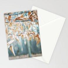 Burning Stationery Cards