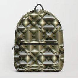 Fabolous Diamond Pattern A Backpack