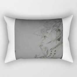 Brace  Rectangular Pillow