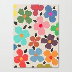 dogwood 1 Canvas Print