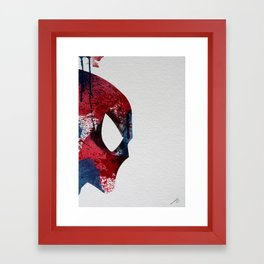 Photographer Framed Art Print