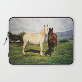 Caballos/Cabalos/Horses Laptop Sleeve