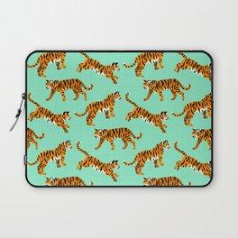 Bengal Tigers - Mint Laptop Sleeve