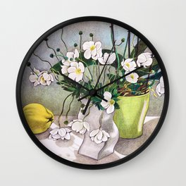 The quince Wall Clock