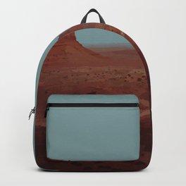 Monument Valley, USA Travel Artwork Backpack