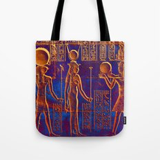 Hieroglyph Tote Bag