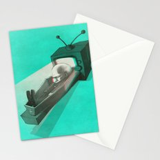 What's on TV? Stationery Cards