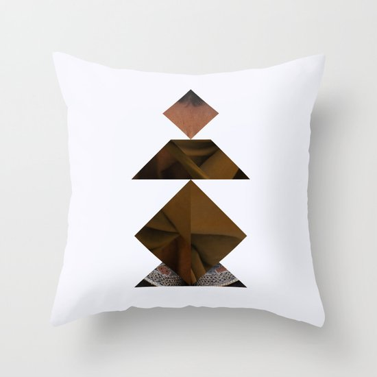 PAWN Throw Pillow