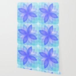 Abstract Lotus Flower G303 Wallpaper