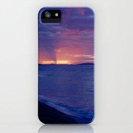 Lulworth Sunset iPhone Case