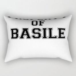Property of BASILE Rectangular Pillow