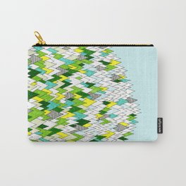 Blooming Hills Carry-All Pouch