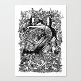 Terpsichore Canvas Print
