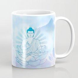 Blue Buddha Coffee Mug