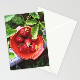 fresh picked Stationery Cards