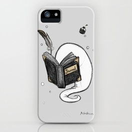 Ghost stories iPhone Case