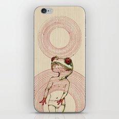 BABY FROG iPhone & iPod Skin