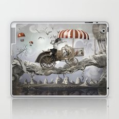 Bird Seller Laptop & iPad Skin