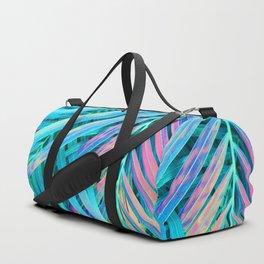 Rainbow Palms Duffle Bag