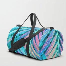 Rainbow Palms Duffle Bag