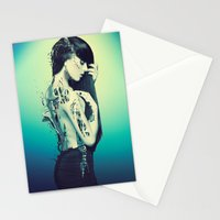Fractured 02 Stationery Cards