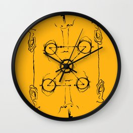 From Within Wall Clock
