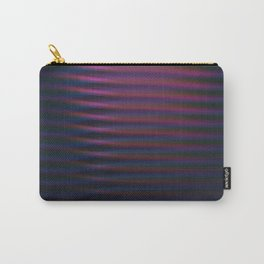 Oscillate Magenta   Carry-All Pouch