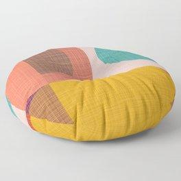 Mo Geo 04 Floor Pillow