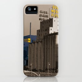 Old and New iPhone Case