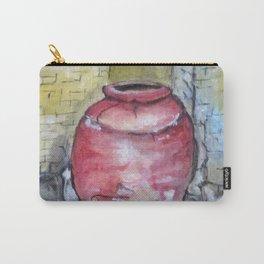 Herculaneum Amphora Pot Carry-All Pouch