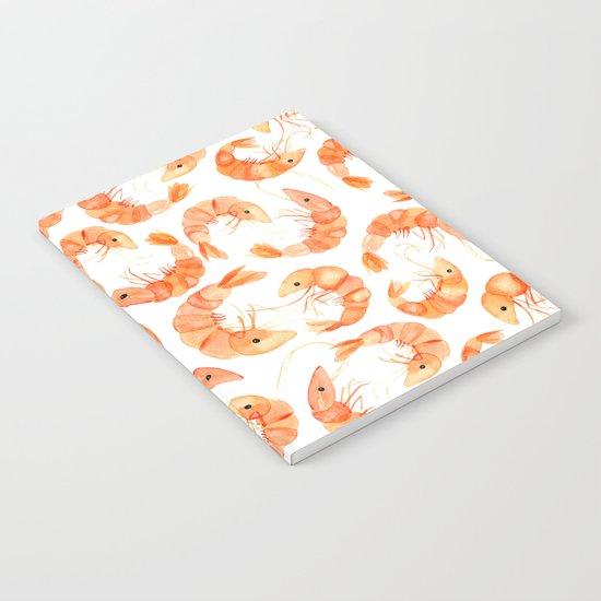 Shrimp Notebook