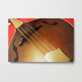8 string seduction Metal Print