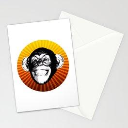 Philip Defranco Show Monkey Stationery Cards